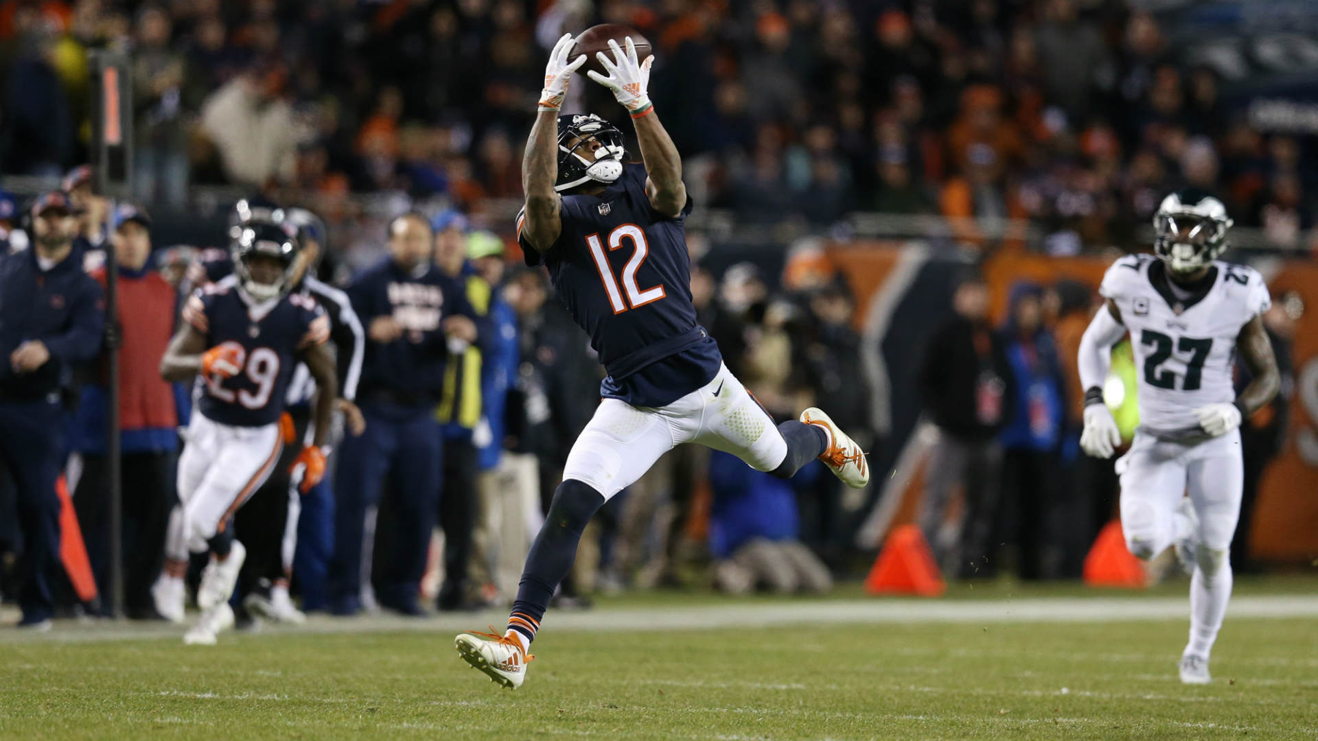 Allen Robinson trade reports: Bears' offensive torment continues with leading WR's trade demand