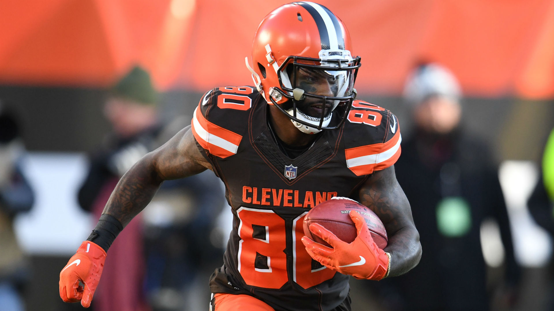 Is Jarvis Landry playing Thursday night? Dream injury updates for Bengals-Browns