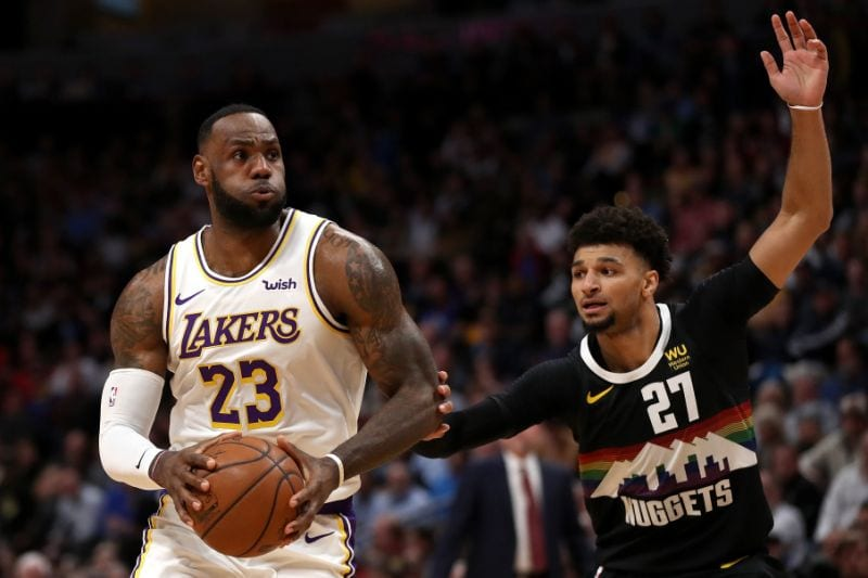 Lakers vs Nuggets, Game 1: Full Betting Insights + How to Bet Quickly & Easily
