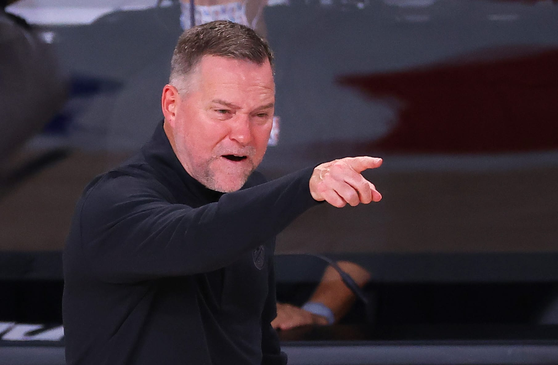 Michael Malone Discusses Nuggets Being in 3-1 Hole Yet Again