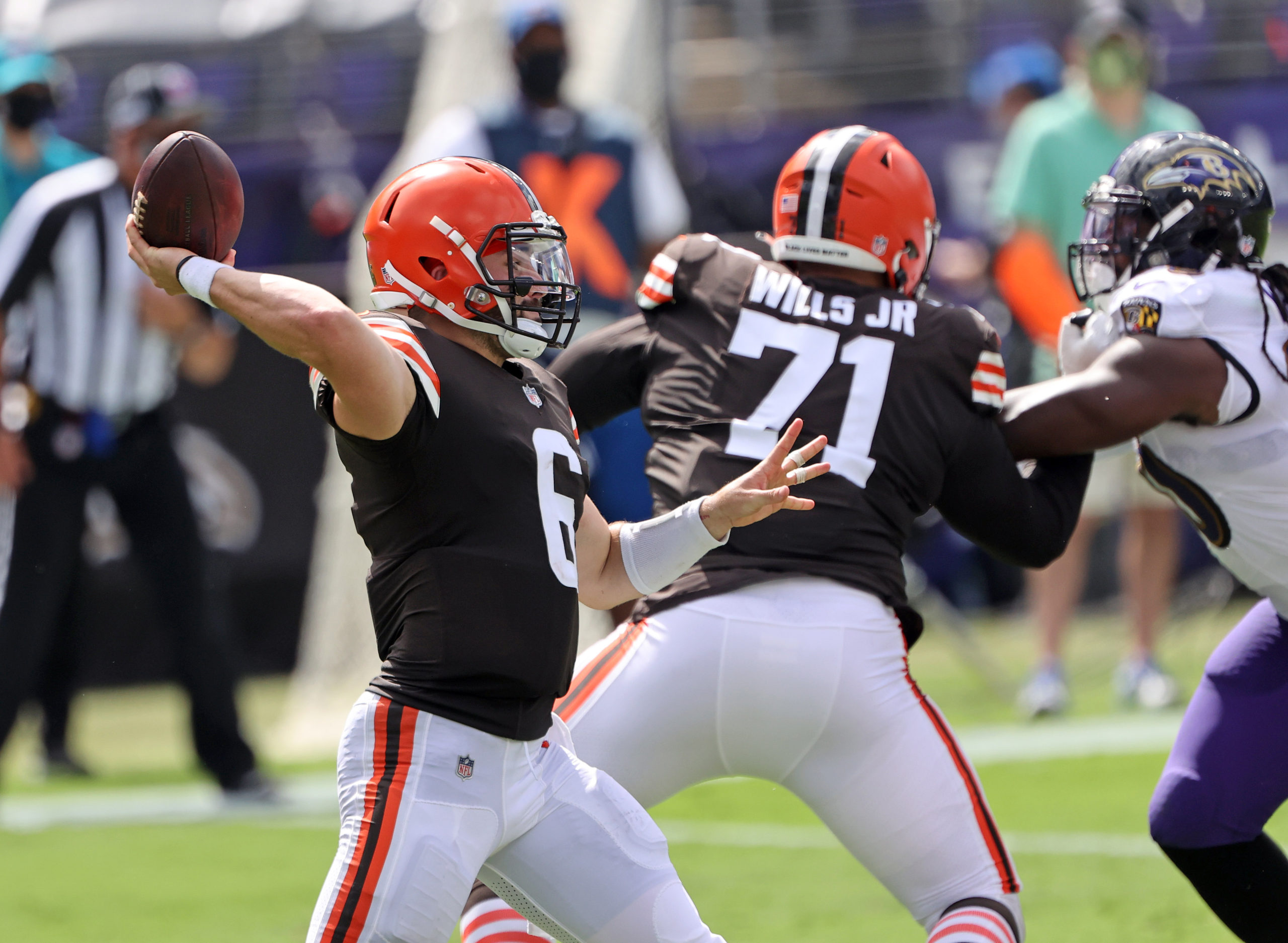Browns vs Bengals Betting Numbers and Pick