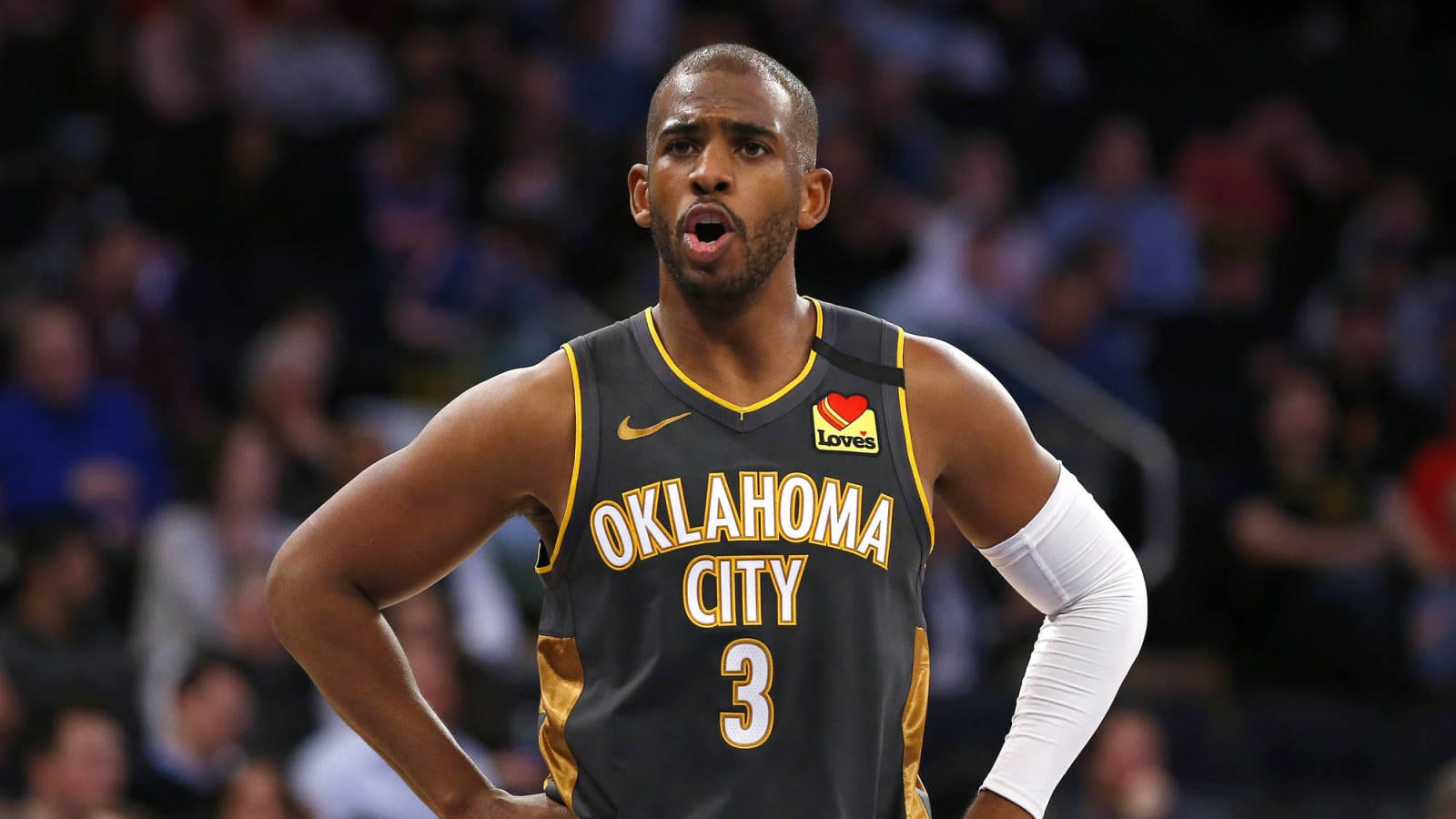 Chris Paul Producing HBO Documentary 'The Day Sports Stood Still'