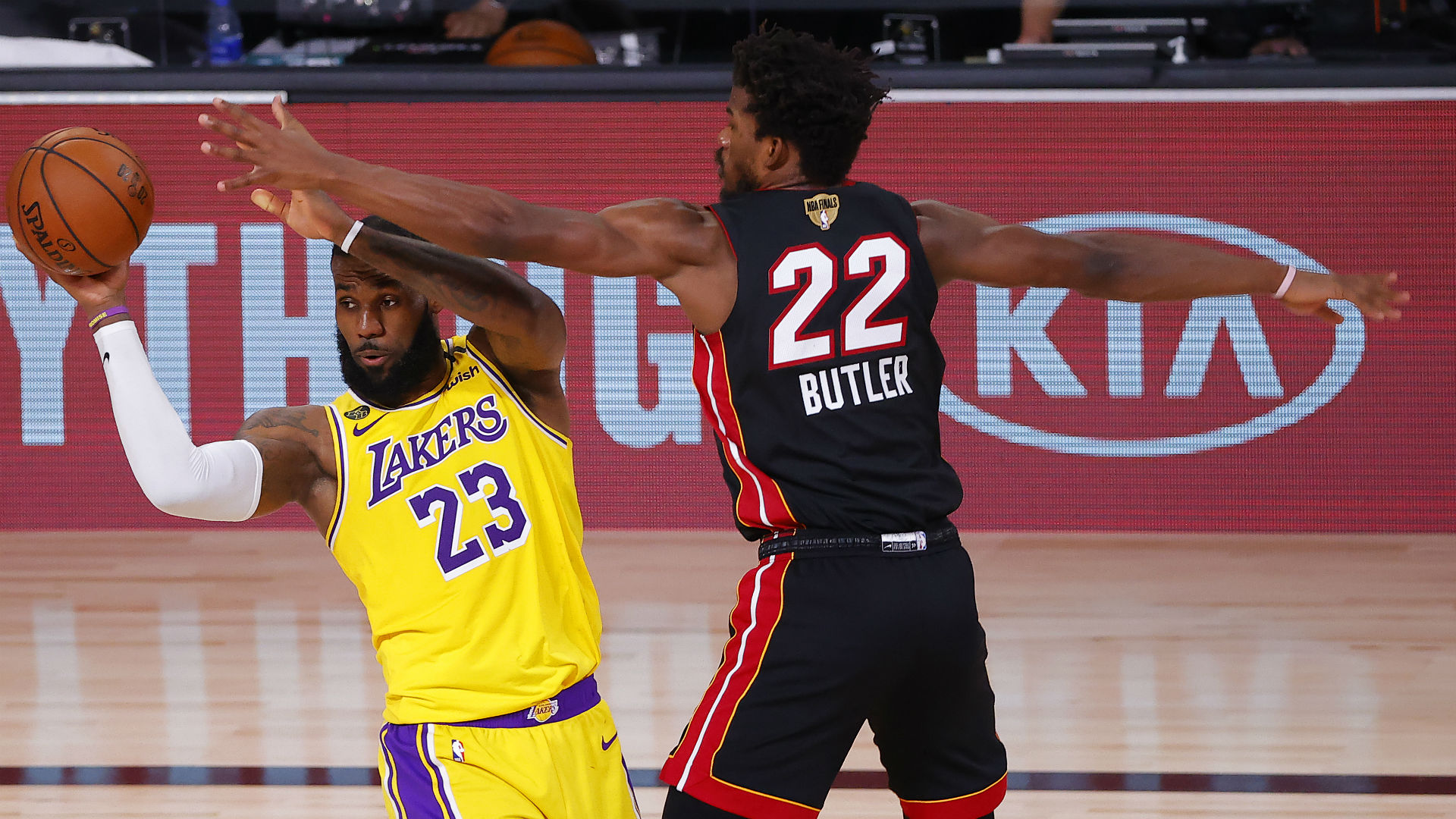 Lakers vs. Heat live score, updates, highlights from Game 2 of the 2020 NBA Finals