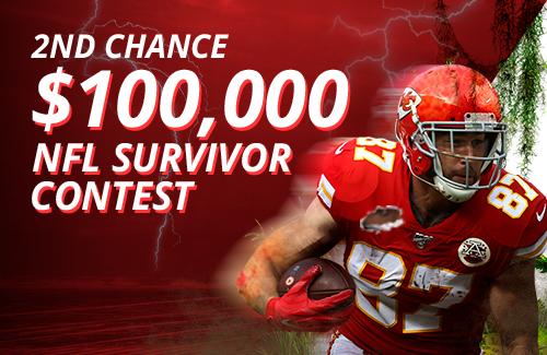 NFL Second Chance Survivor Contest