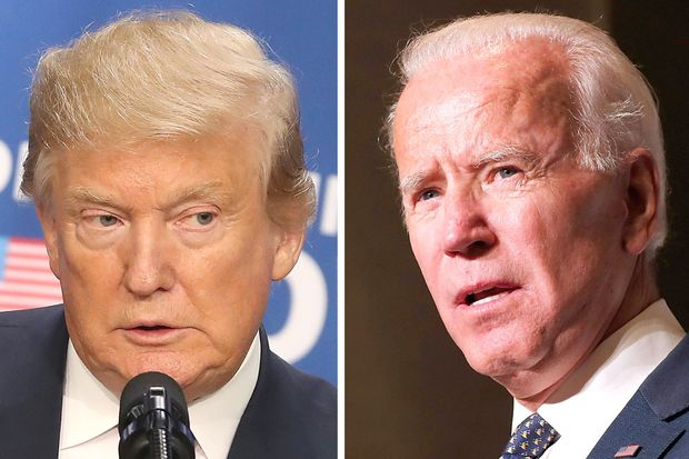 Biden Now Two to One Favorite to Win Election