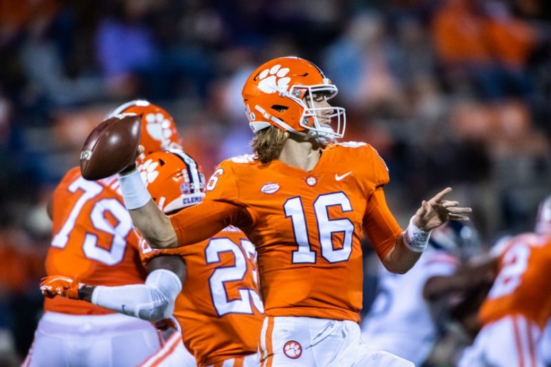 Trevor Lawrence Out with Covid – Point Spread Tumbles