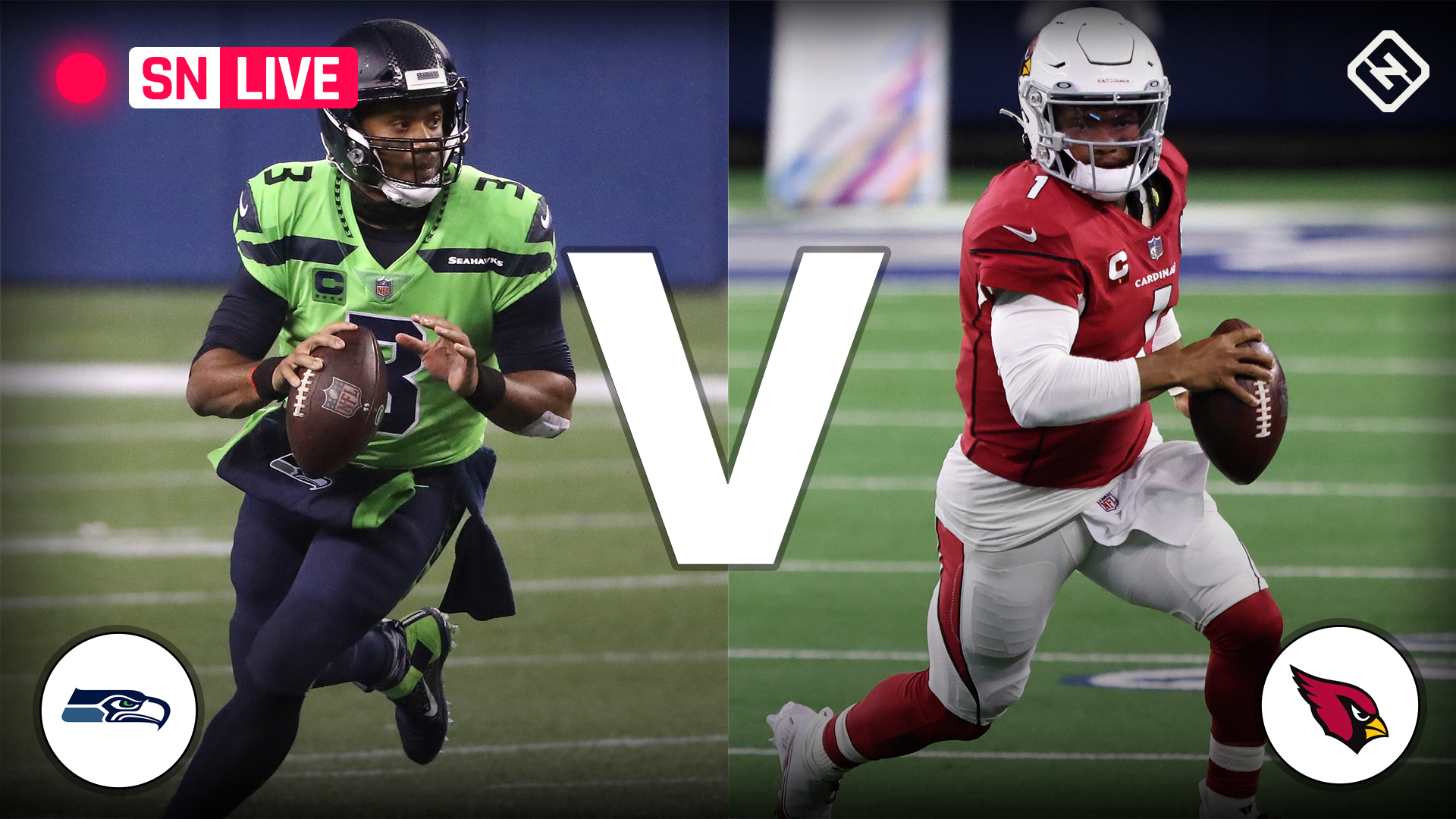Seahawks vs. Cardinals live rating, updates, highlights from 'Sunday Night Football' game