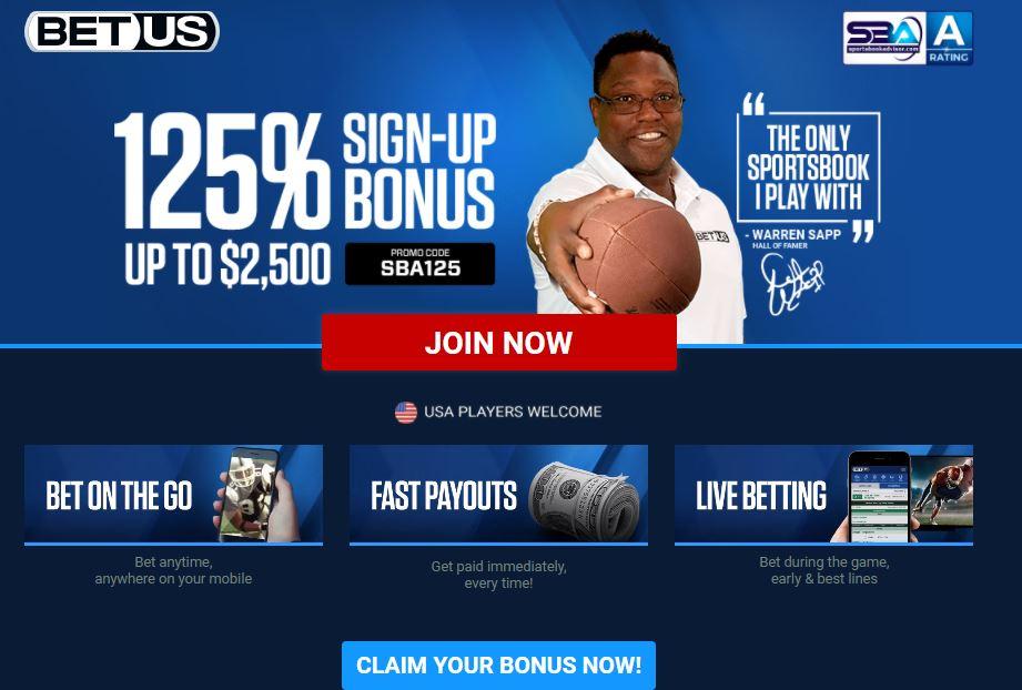 125% Sportsbook Bonus You Will Not Get Anywhere Else