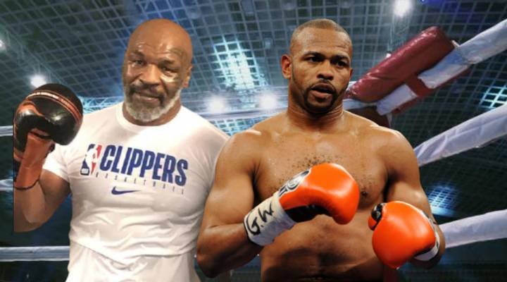 Tyson vs. Jones Jr.: Which boxing legend is your money on?
