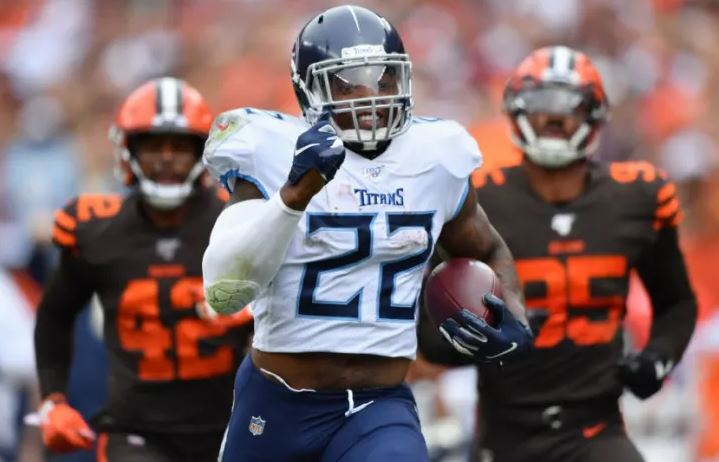 Cleveland Browns at Tennessee Titans Betting Preview & Pick