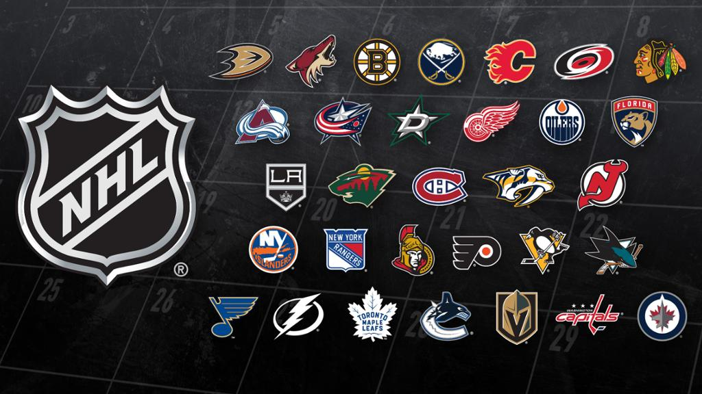 NHL is coming back baby!