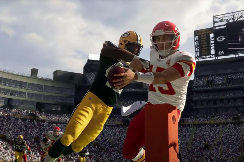 Madden NFL 21 comes to Google Stadia on January 28th