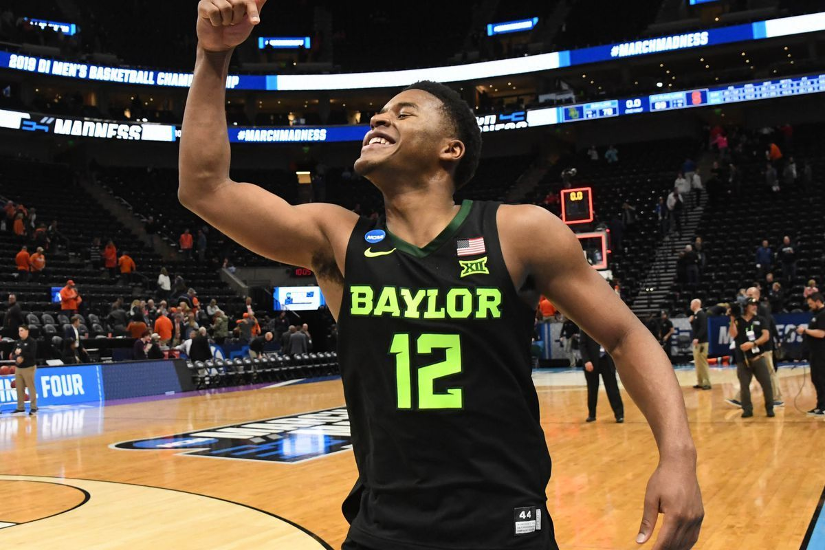 Baylor and Gonzaga Dominate NCAAB Futures