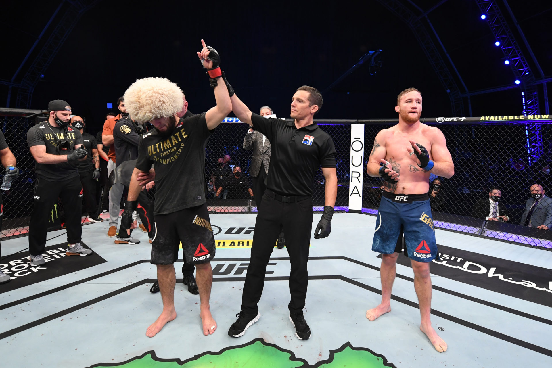 'His Performance Against Khabib Was Fu ** ing Embarrassing'- UFC Middleweight Kevin Holland Trashes Justin Gaethje
