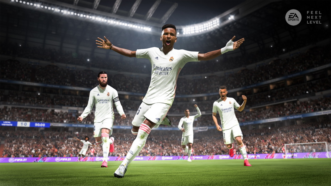FIFA 21 comes to Google Stadia on March 17th