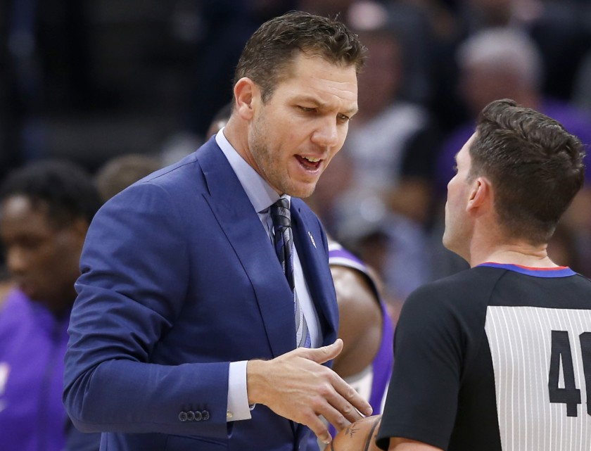 Chances on Next NBA Coach to be Fired