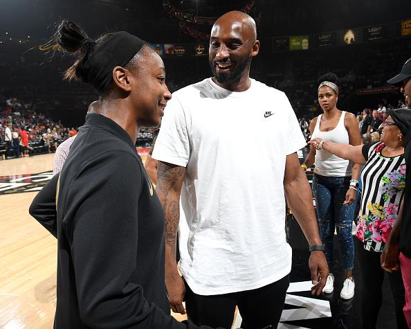 'The Gold Mamba Workout': Jewell Loyd and Phil Handy launch Kobe Bryant-Inspired Trainin …