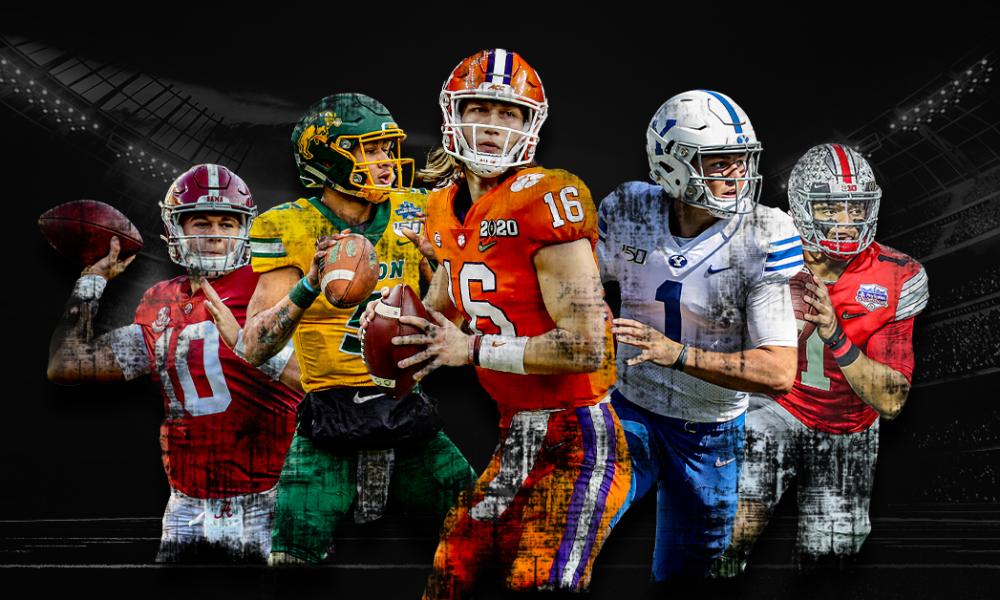 Who will 49ers pick in 2021 NFL Draft? Mac Jones vs. Trey Lance vs. Justin Fields