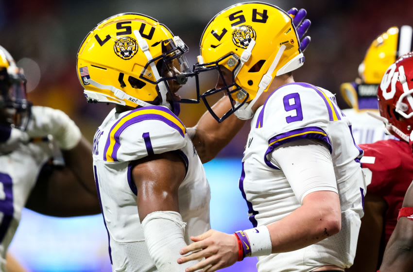JaMarr Chase's quote on potentially playing with Joe Burrow again is amazing