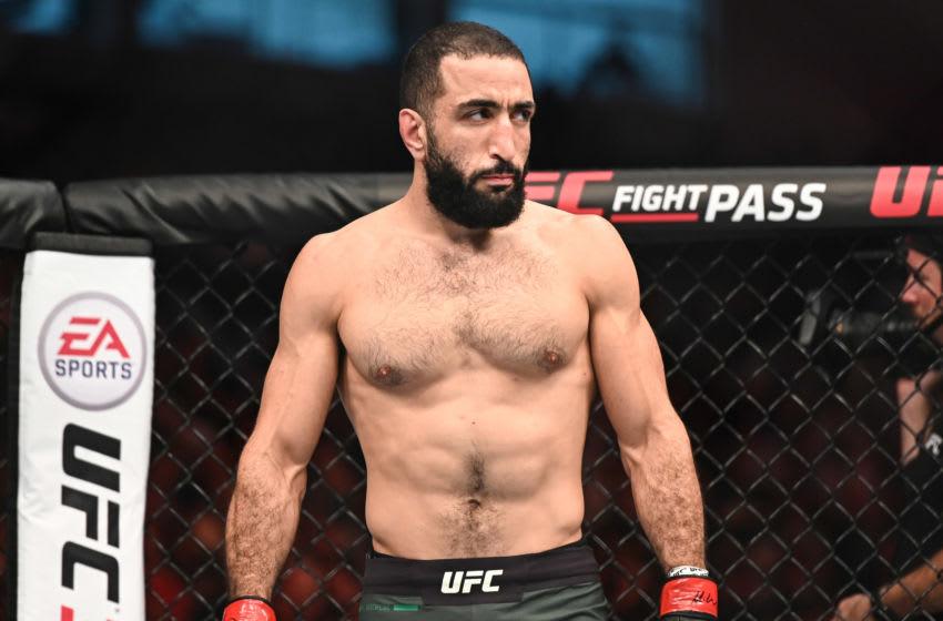 Belal Muhammad reacts to Leon Edwards rematch snub