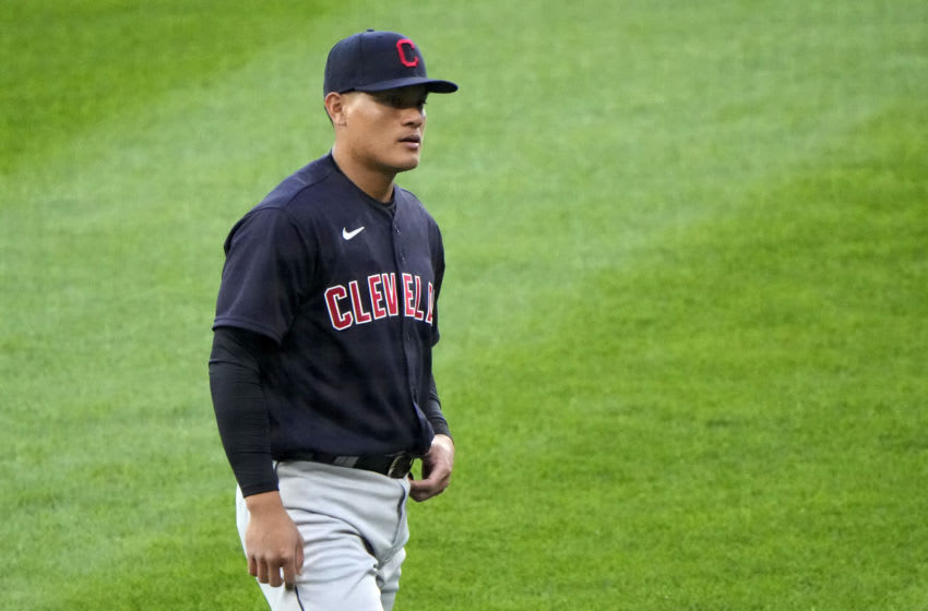 Indians' Yu Chang reveals anti-Asian racist messages he received after error