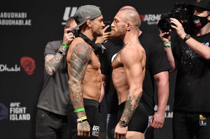 UFC 264: Dana White confirms Connor McGregor-Dustin Poirier 3 is officially on in Las Vegas