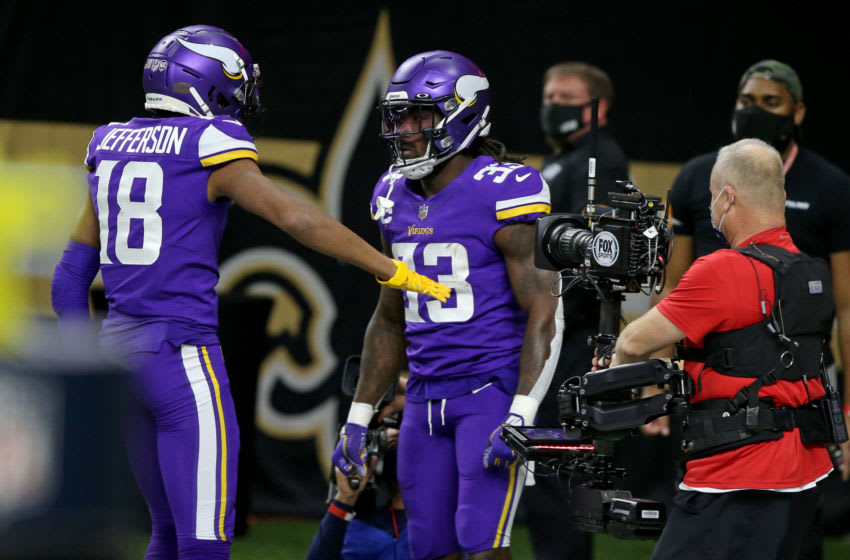 Vikings: Dalvin Cook, Justin Jefferson, Patrick Peterson changing numbers?