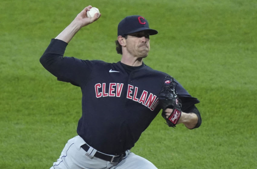 Shane Bieber is striking out batters at an absolutely historic clip