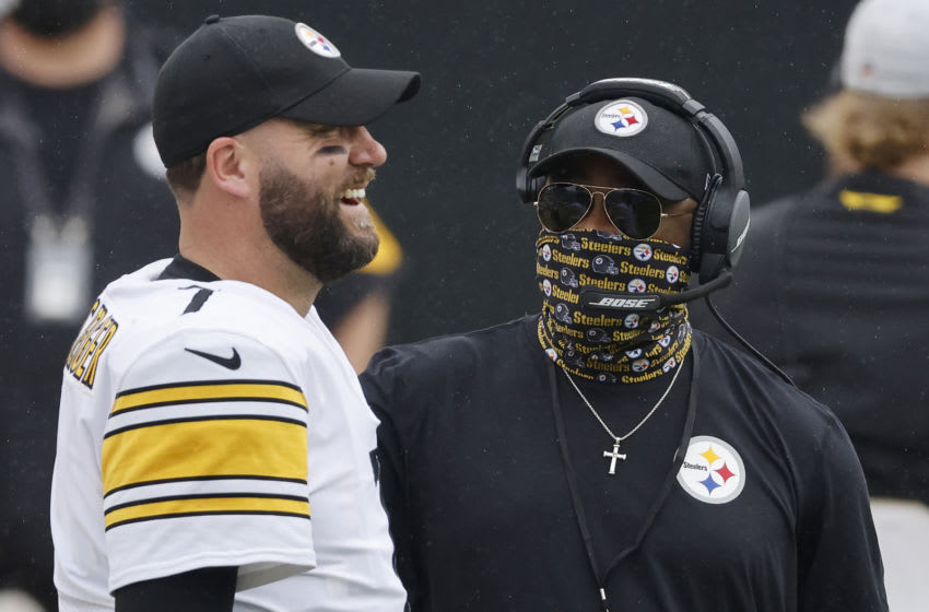 Steelers bring back familiar face to add depth behind Ben Roethlisberger