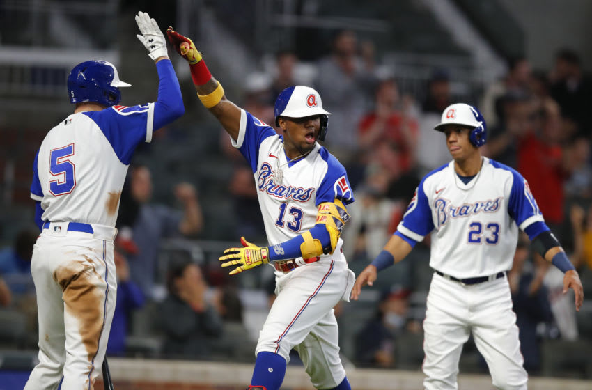 Look: Baseball destroyed by Ronald Acuña is virtually unrecognizable now