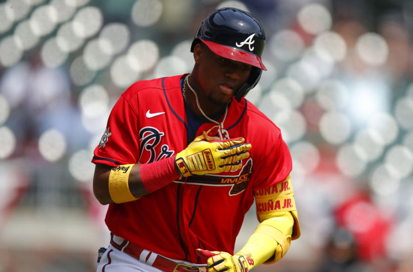 Ronald Acuña is carrying the Braves at an unsustainable pace