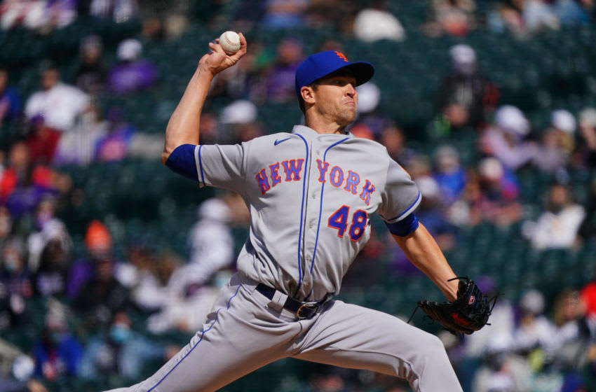 Twitter reacts to Jacob deGrom striking out nine in a row vs. Rockies