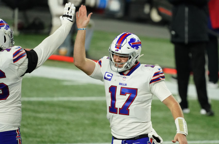 Bills GM updates status of Josh Allen extension talks