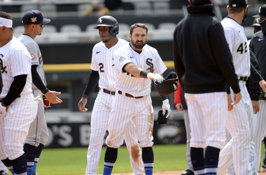 MLB makes example of Adam Eaton with suspension for starting benches-clearing drama