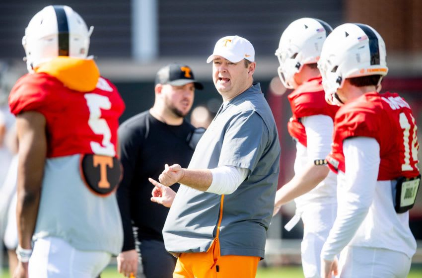 3 things to watch for in Josh Heupel's first spring game at Tennessee
