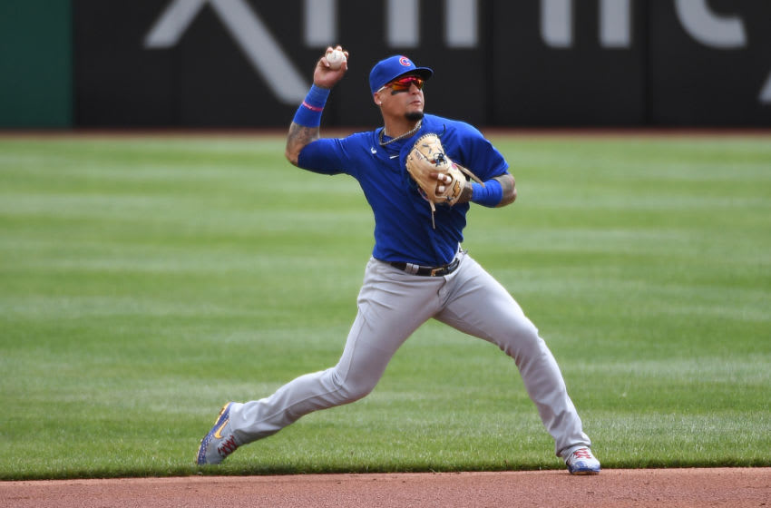Javier Baez did it again with another web gem to live up to El Mago nickname (Video)