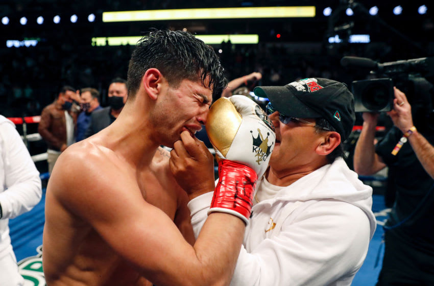 WBC issues statement of support for Ryan Garcia removal ahead of Mental Health Awareness Month