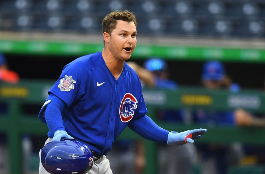 Cubs get good news on Joc Pederson's progress with wrist injury