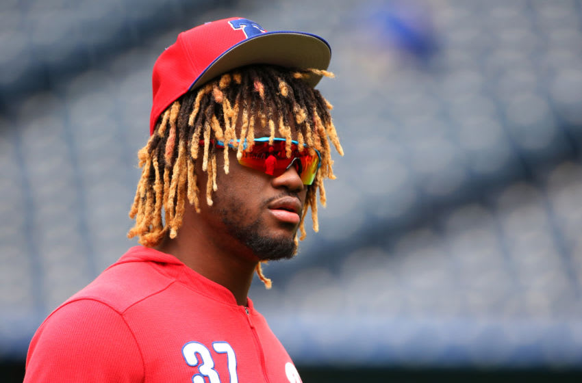 Phillies activate Odubel Herrera for first time since 2019 suspension for domestic violence