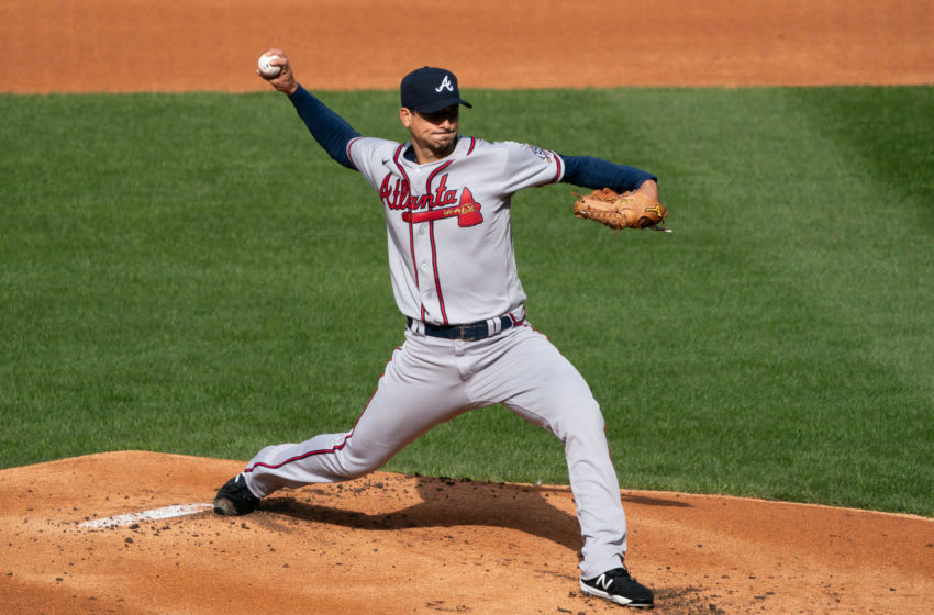 Braves waste no time covering up All-Star Game patch on jerseys