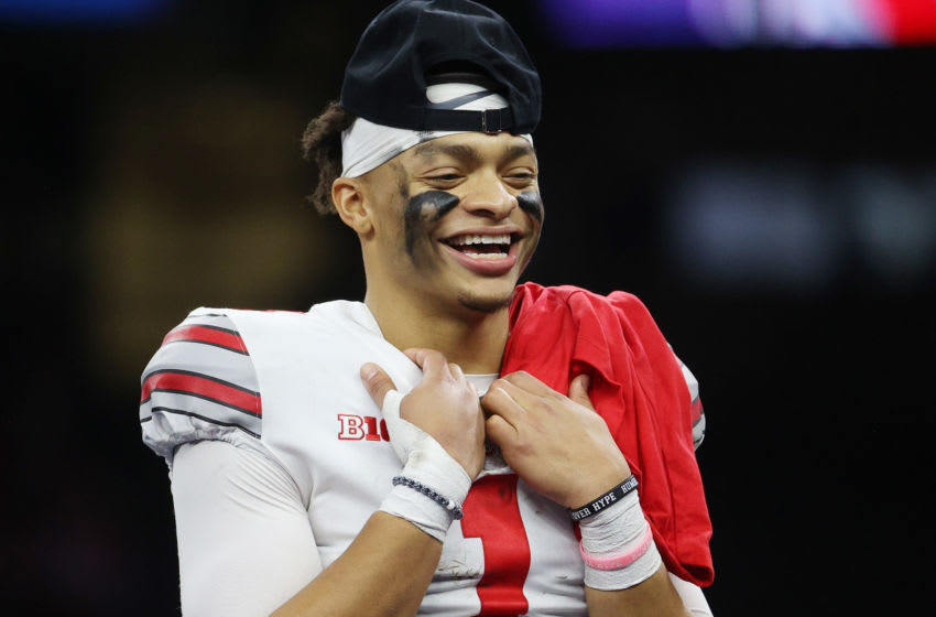 Packers afraid of Justin Fields, reach for corner in first round