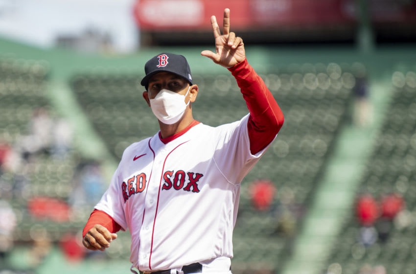 Alex Cora already knows who the Comeback Player of the Year is