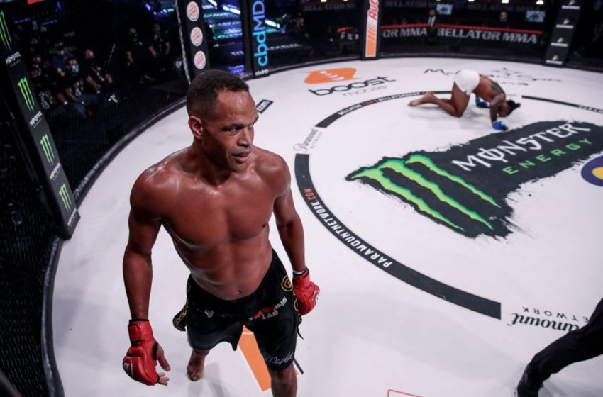 Bellator 257: Raymond Daniels vs. Pete Stanonik rematch set for April 16