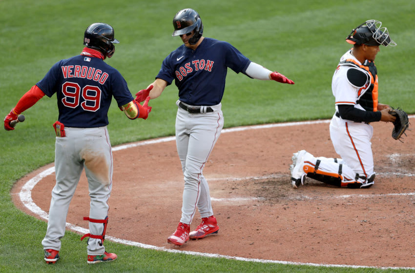 Kike Hernandez blasted his first HR for the Red Sox (Video)