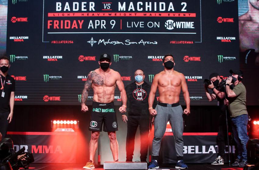 Bellator 256: Pros react to Ryan Bader's dominance of Lyoto Machida