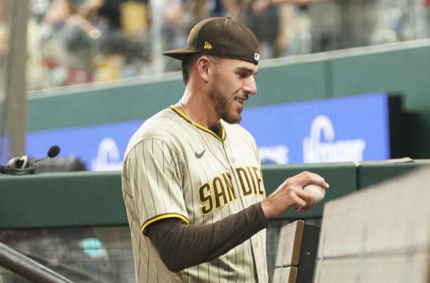 Joe Musgrove's only superstition during his no-hitter was holding in his pee