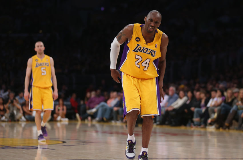 On this day 8 years ago, Kobe Bryant sank 2 free throws after rupturing Achilles (Video)