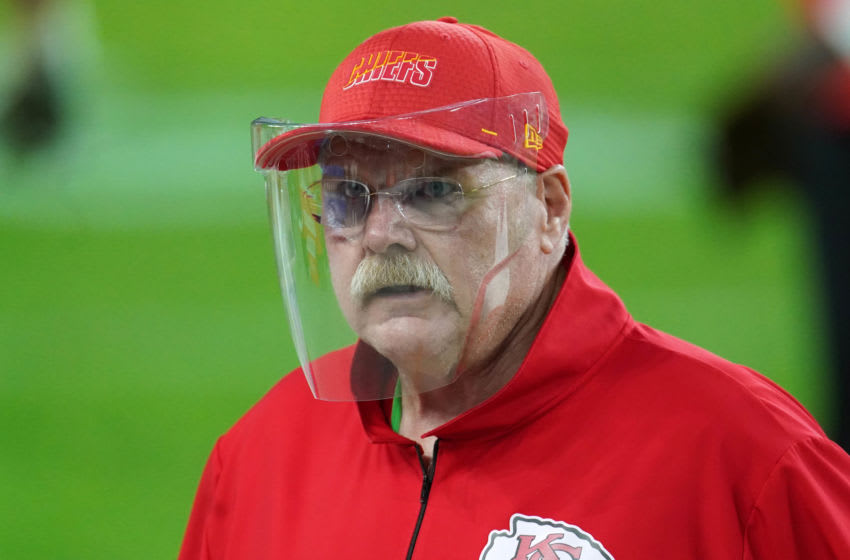 Chiefs schedule release featuring Andy Reid is absolutely brilliant (Video)