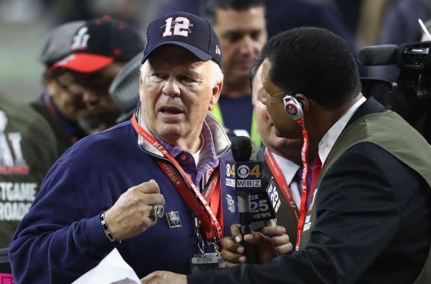 Tom Brady's dad already trash talking Patriots for son's return to Foxborough