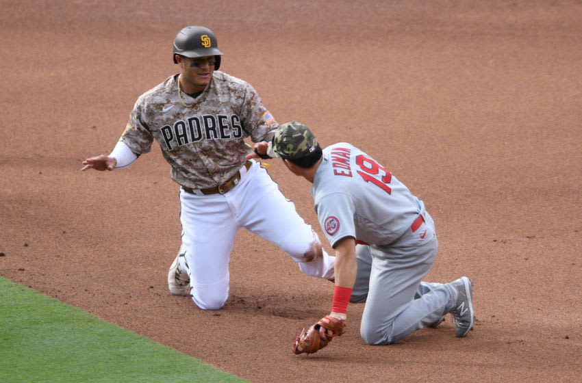 Baseball fans think Manny Machado got away with dirty slide against Cardinals